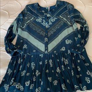 Final Chance Removing Free People Tunic Dr…